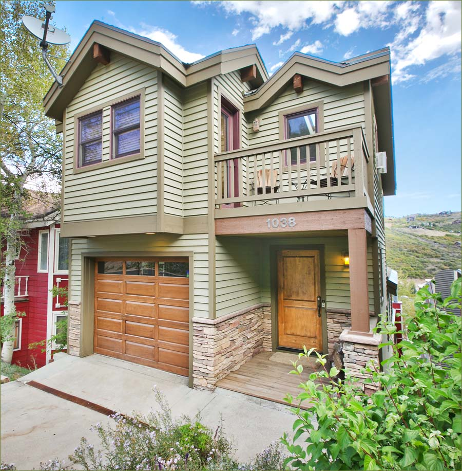 Walk To All From This Large 3 Bedroom Luxury Home In Downtown Park City Old Town